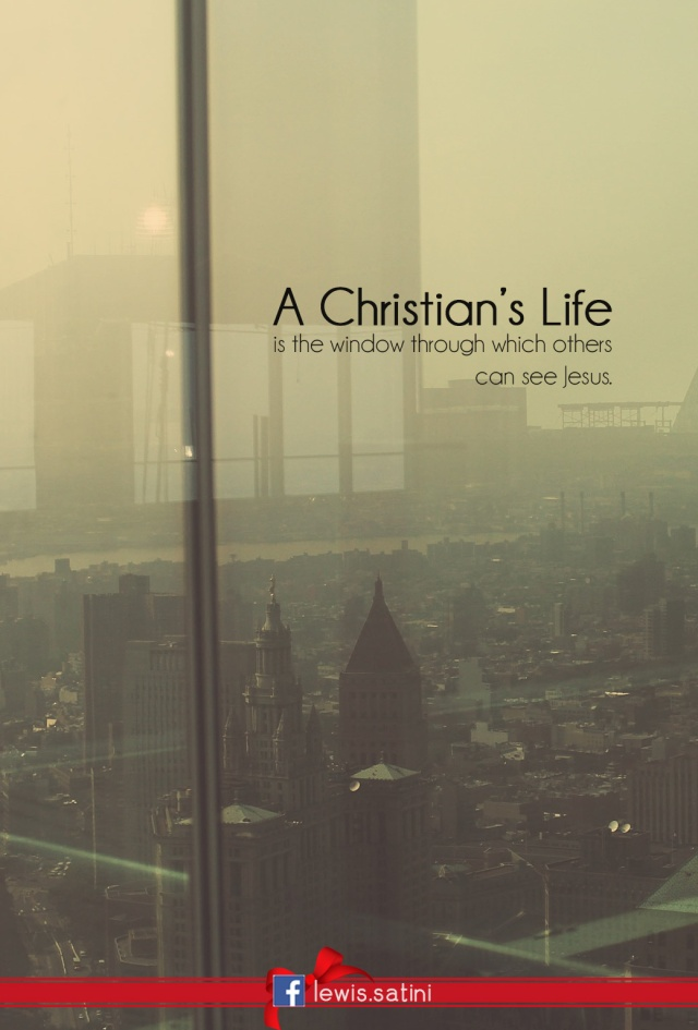 a-christian-life